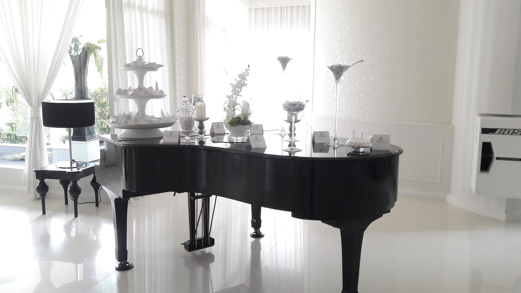 Dea Ebe Black e White in stile chanel (20)