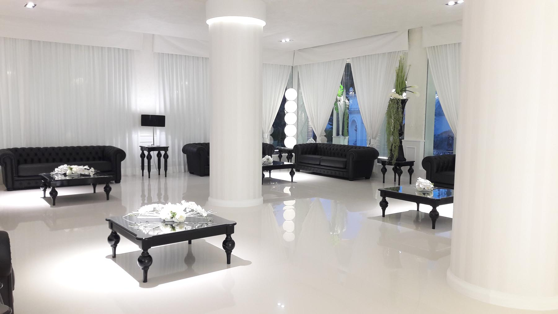 Dea Ebe Black e White in stile chanel (23)