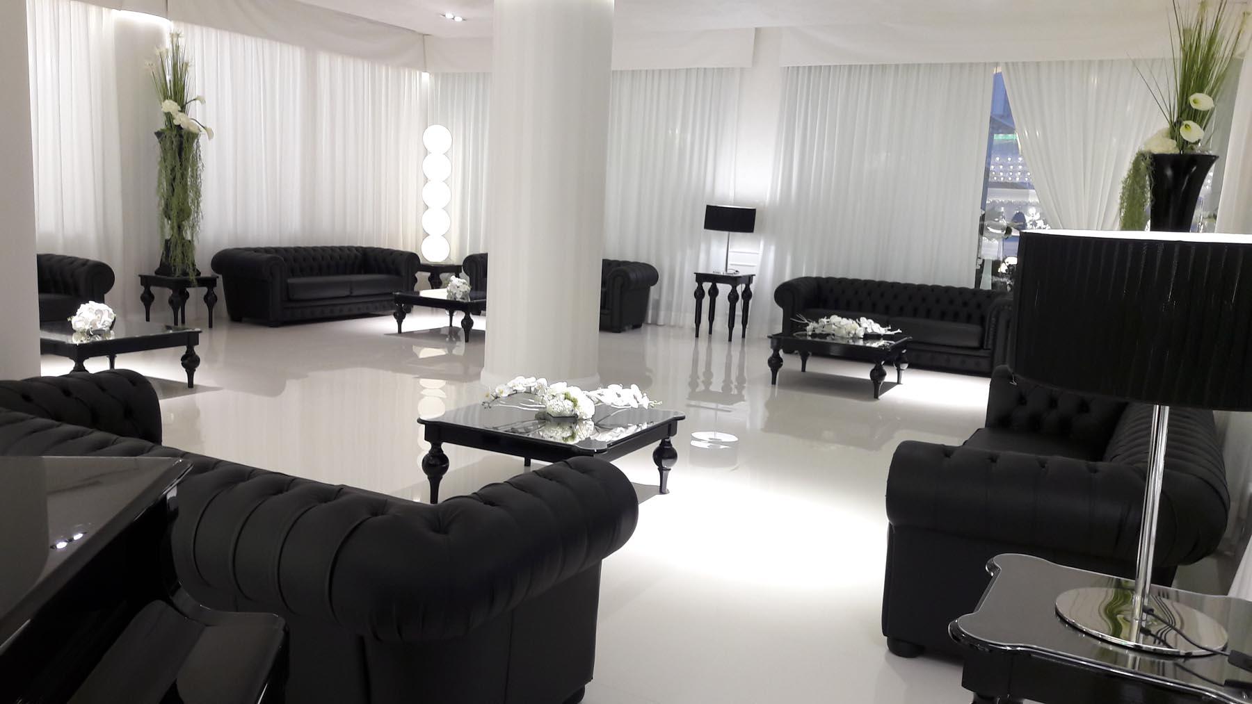 Dea Ebe Black e White in stile chanel (24)