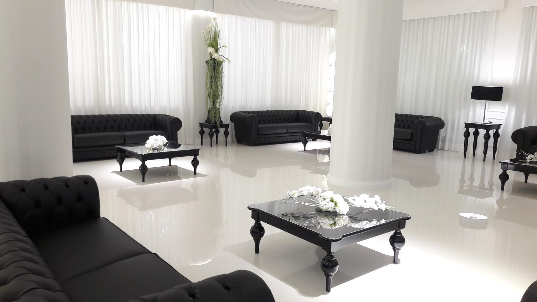 Dea Ebe Black e White in stile chanel (25)