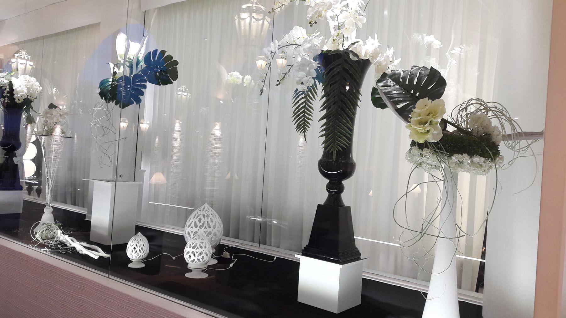 Dea Ebe Black e White in stile chanel (28)