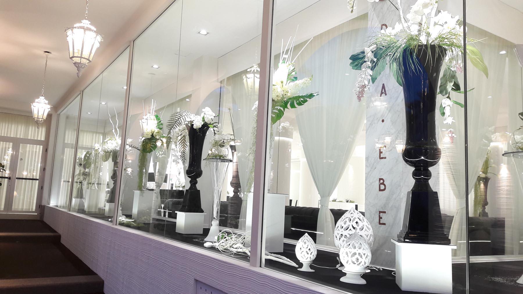 Dea Ebe Black e White in stile chanel (29)