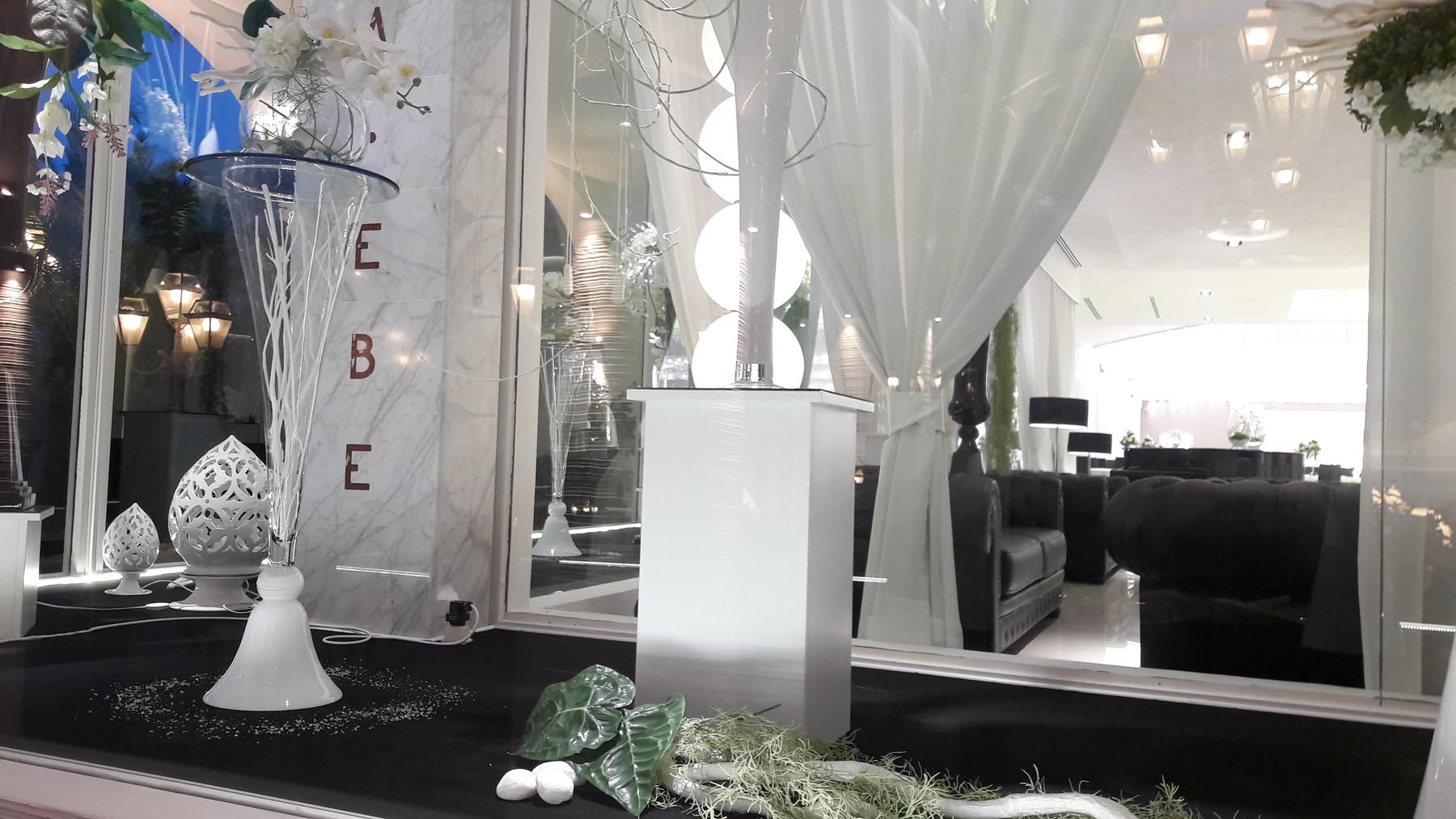 Dea Ebe Black e White in stile chanel (30)