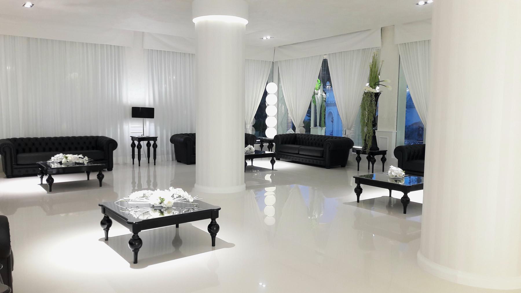 Dea Ebe Black e White in stile chanel (31)